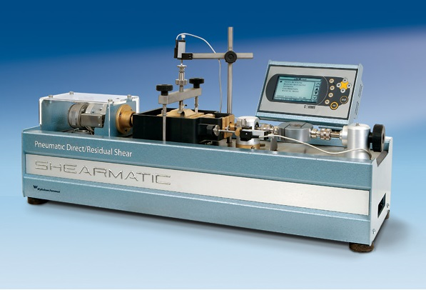 全自动直剪仪 Automatic Shear Testing Machine